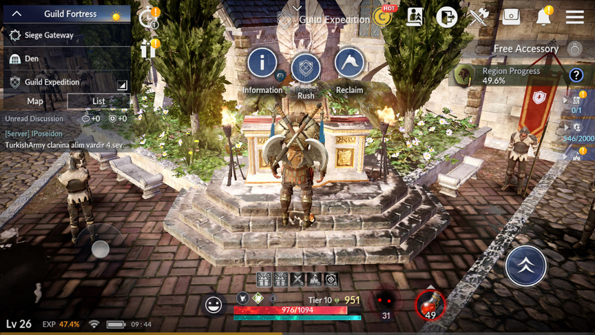 Guild at Black Desert Mobile