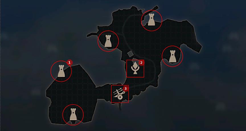 Node Siege in Black Desert Mobile