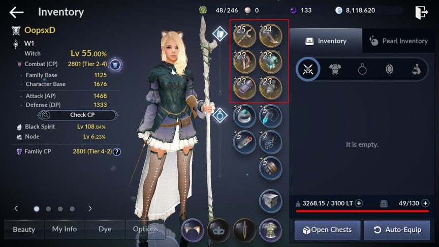 Frequently asked Questions Black Desert Mobile