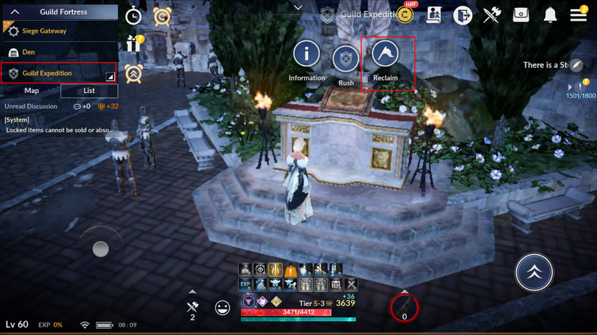 How to get Regal mythical jewelry Black Desert Mobile