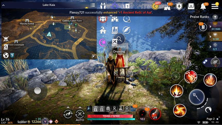 Black Desert Mobile For Siani! The Lost Letter Black Desert Mobile