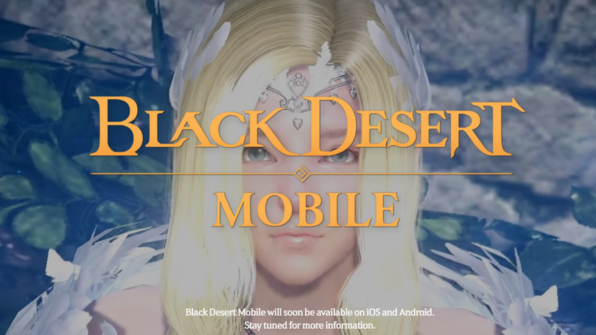 Black Desert Mobile Overview p.1